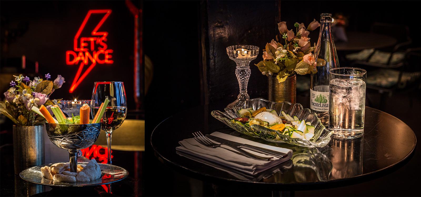 Restaurante Barbara Ann Madrid, fotografía gastronómica