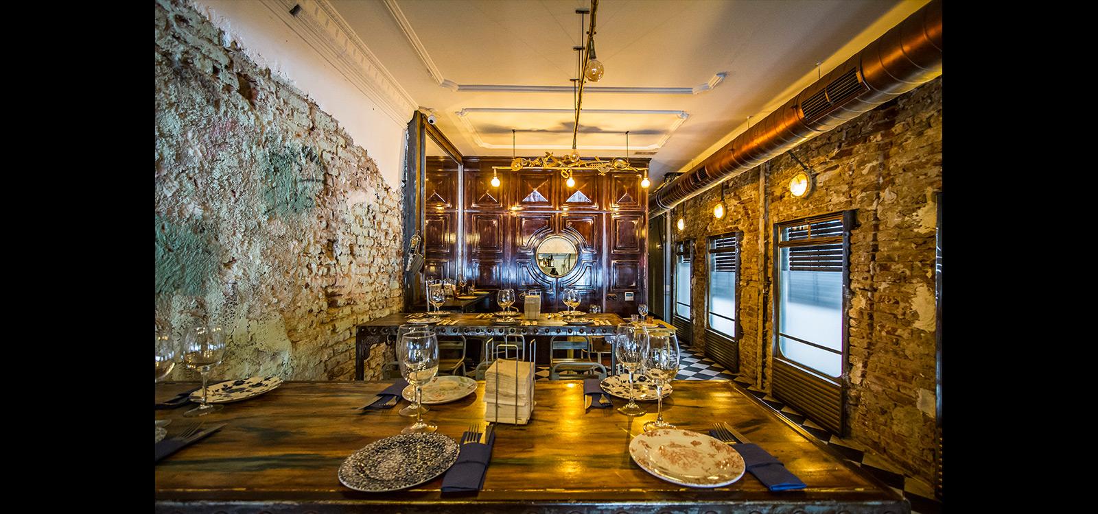 El Arrogante Bar, Ponzano. Madrid