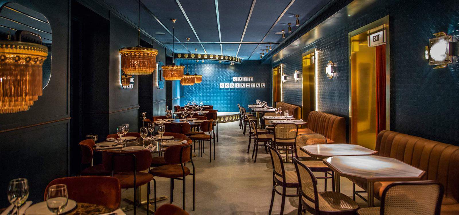 Restaurante Café Comercial