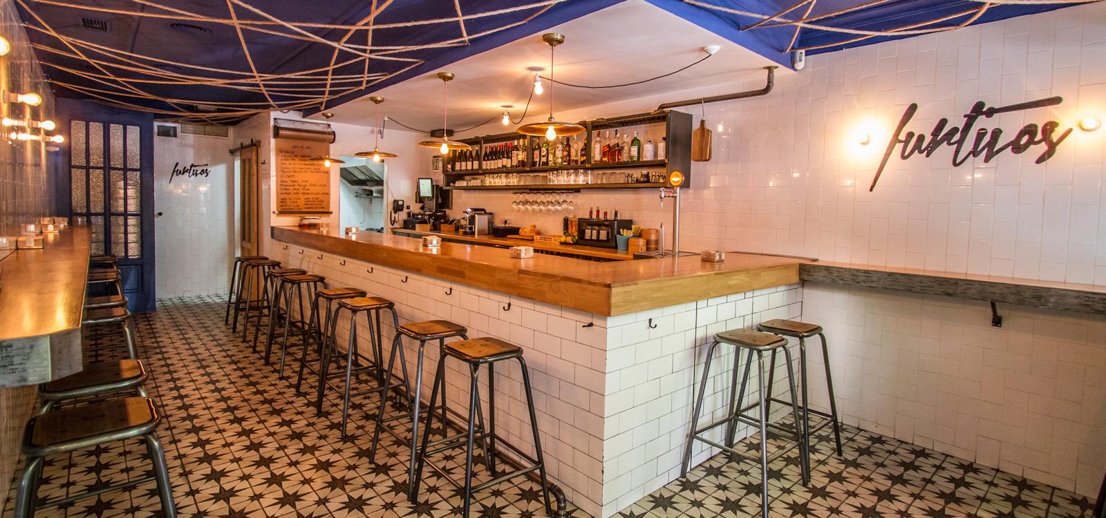 Restaurante Furtivos, Madrid. Ponzano