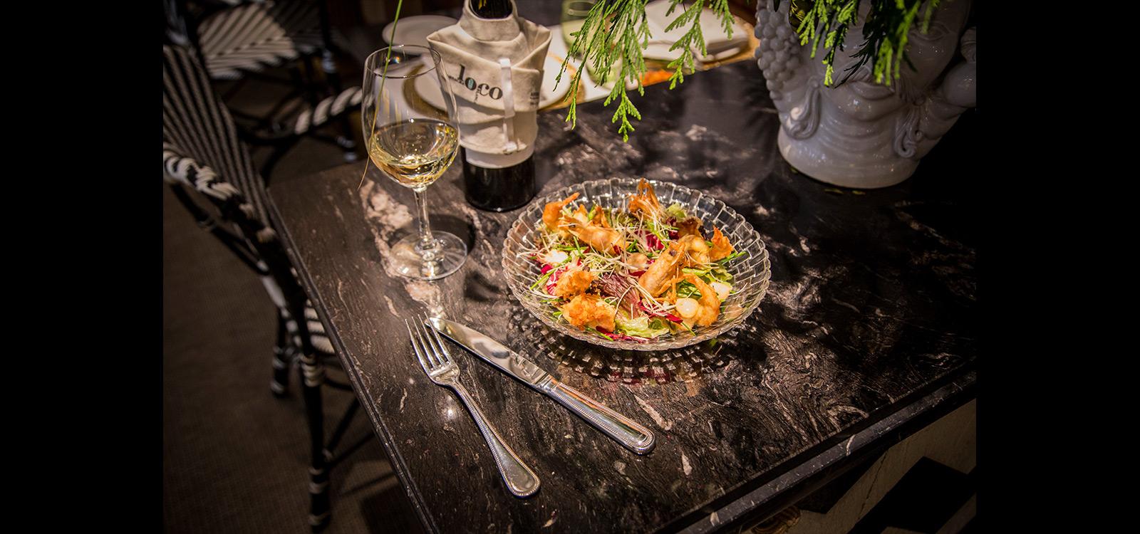 Restaurante Burgundy, Madrid, cocina vanguardista con los mejores vinos, fotografía gastronómica