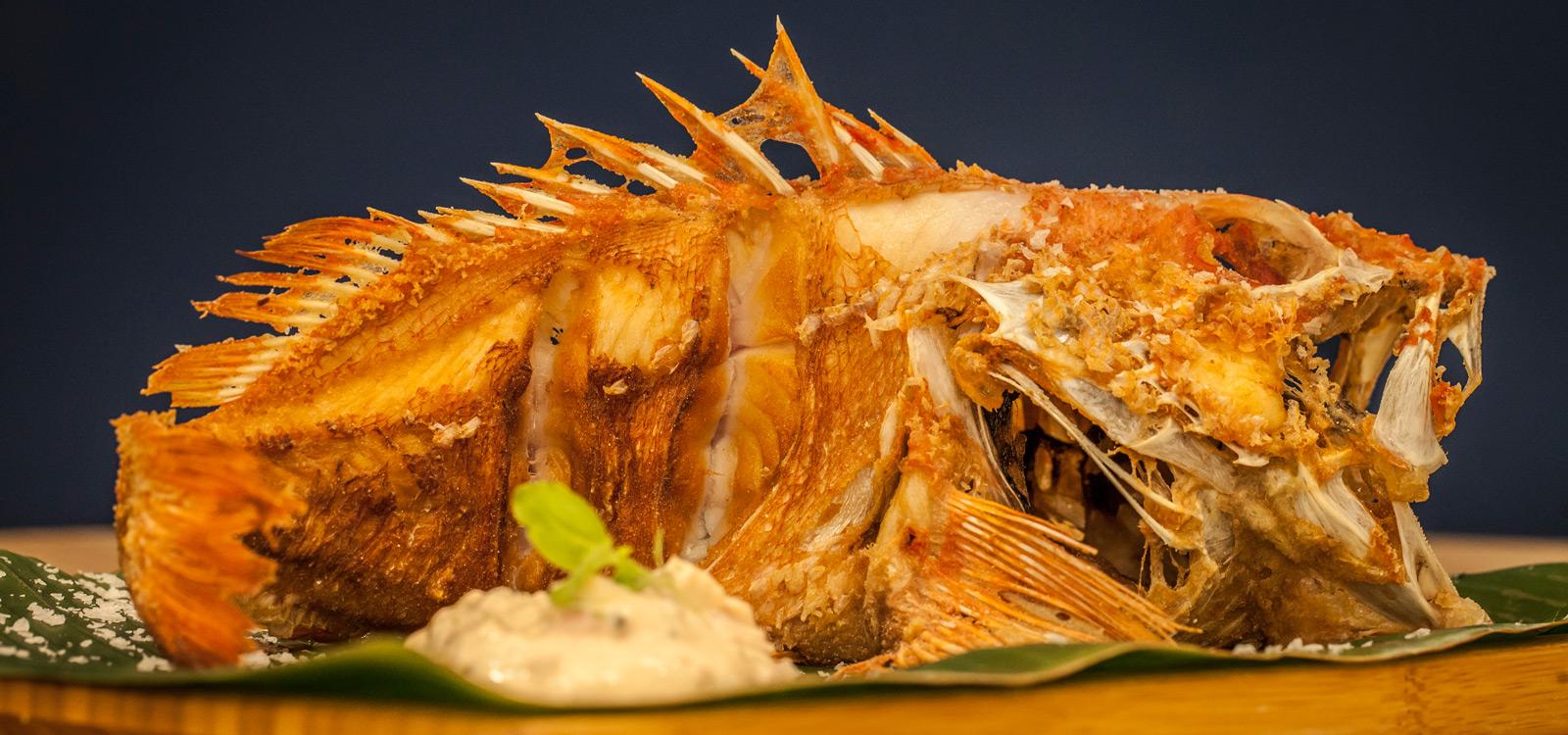 Restaurante Sargo, cocina de mercado. El arrecife de Madrid